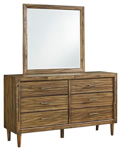 Broshtan - Dresser and Mirror