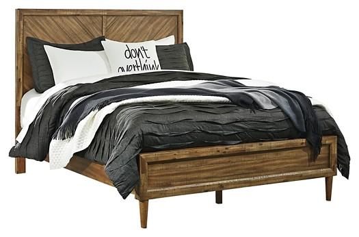 Broshtan - Queen Panel Bed