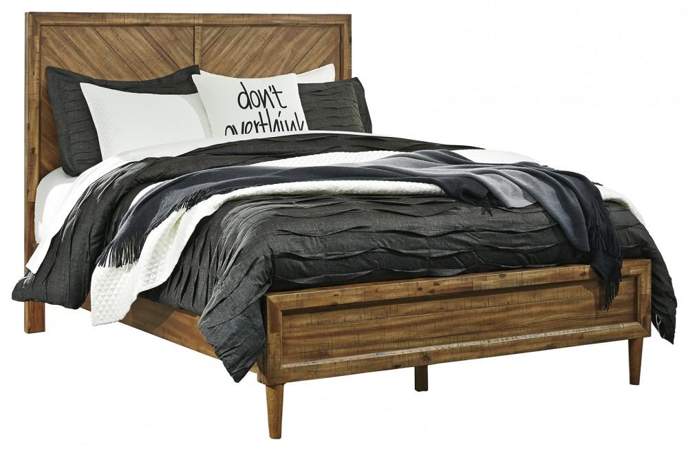 Broshtan - California King Panel Bed