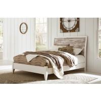 Evanni Queen Panel Bed