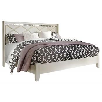 Dreamur - Dreamur King Panel Bed