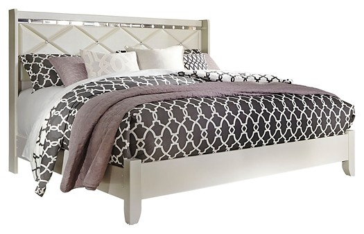 Dreamur - King Panel Bed