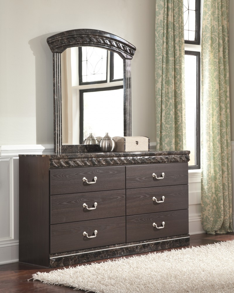Vachel Dresser and Mirror