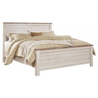 Willowton California King Panel Bed