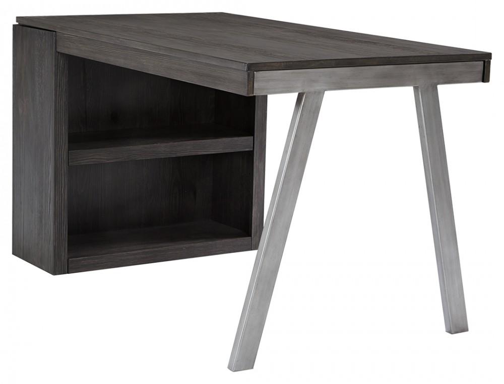 Raventown Medium Bookcase Desk Return