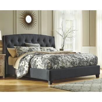 Kasidon - Kasidon California King Upholstered Bed