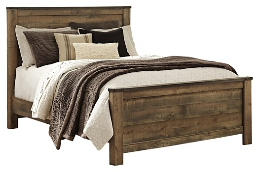 Trinell - Queen Panel Bed
