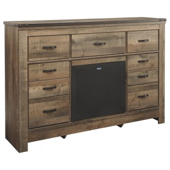 Trinell Dresser with Audio