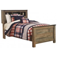 Trinell - Trinell Twin Bookcase Bed
