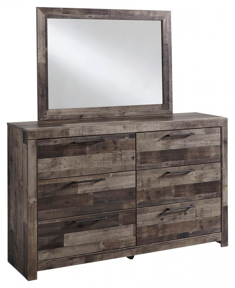 Derekson - Dresser and Mirror