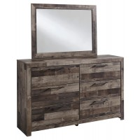 Derekson - Derekson Dresser and Mirror