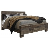 Derekson - King Panel Bed
