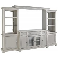 Coralayne 4-Piece Entertainment Center