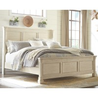 Bolanburg - King Panel Bed