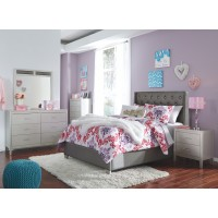Coralayne - Full Upholstered Bed
