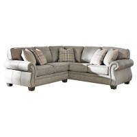 Olsberg - 2-Piece Sectional