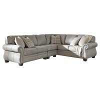 Olsberg - Olsberg 3-Piece Sectional