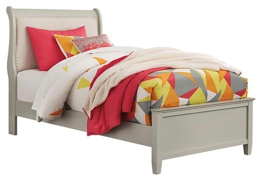 Jorstad - Twin Sleigh Bed