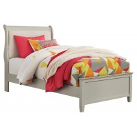 Jorstad - Twin Sleigh Bed