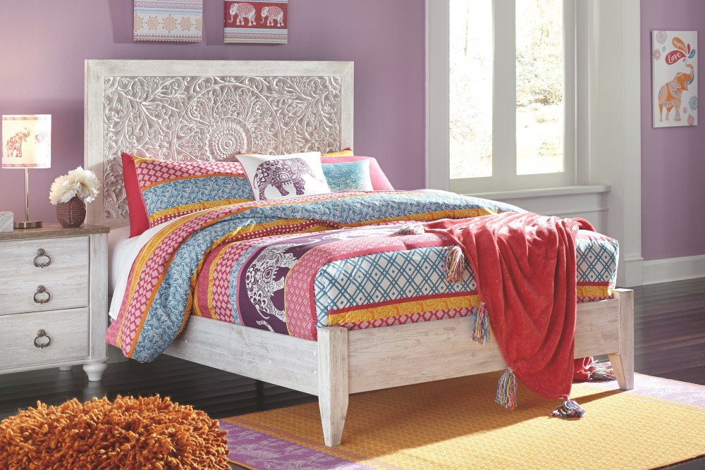 Paxberry - Twin Panel Bed