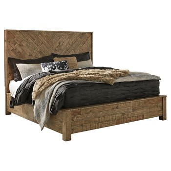 Grindleburg Queen Panel Bed