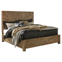 Grindleburg - Queen Panel Bed