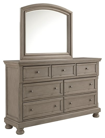 Lettner - Dresser and Mirror