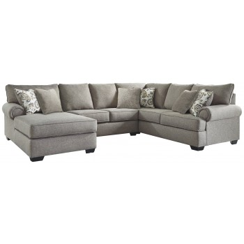 Renchen - Renchen 3-Piece Sectional with Chaise