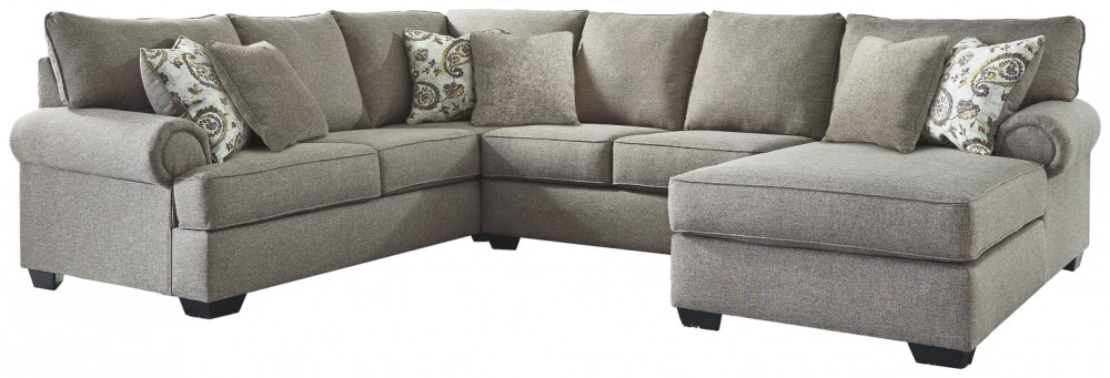 Renchen - 3-Piece Sectional with Chaise