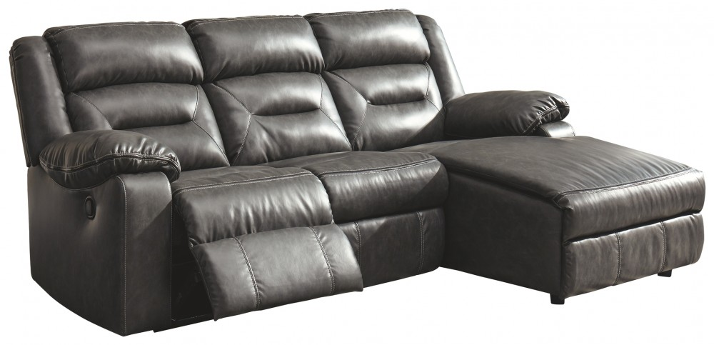 Coahoma 3-Piece Reclining Sectional with Chaise | 51103S10/5110317 ...