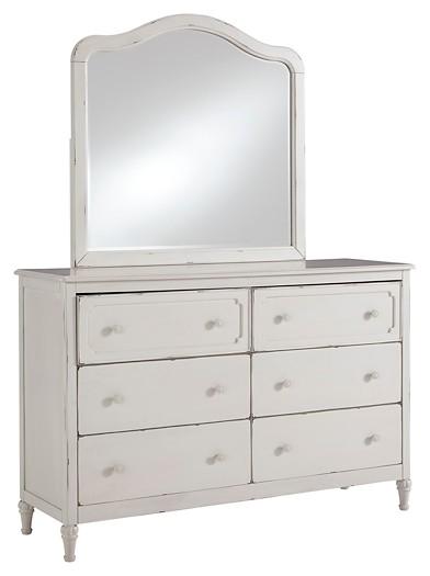 Faelene - Dresser and Mirror