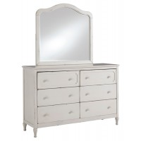 Faelene Dresser and Mirror
