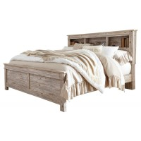 Willabry King Panel Bed