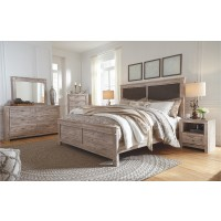 Willabry California King Panel Bed