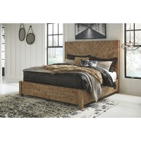 Grindleburg California King Panel Bed