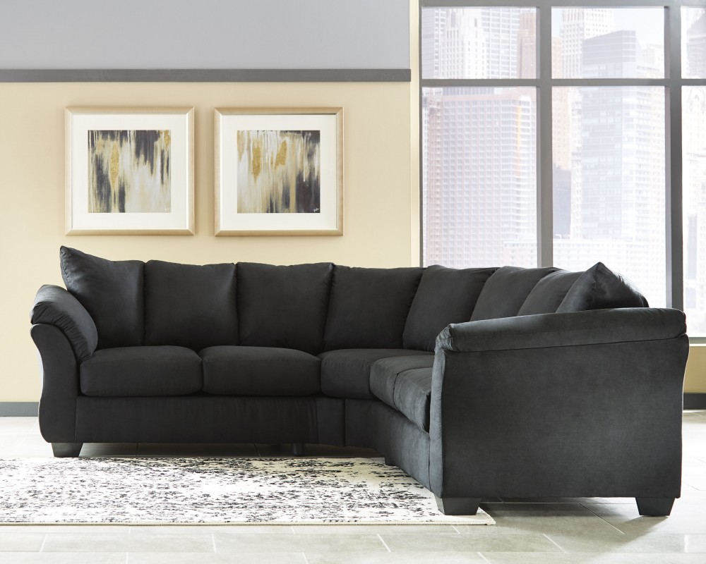 Incredible Darcy 2 Piece Sectional Cjindustries Chair Design For Home Cjindustriesco