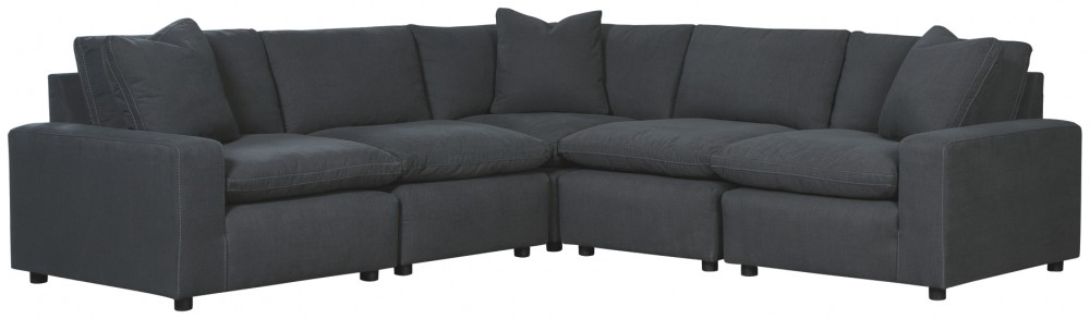 Savesto - 5-Piece Sectional