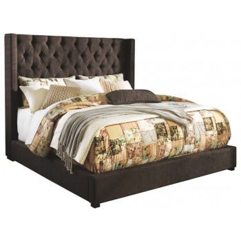 Norrister - Queen Upholstered Bed