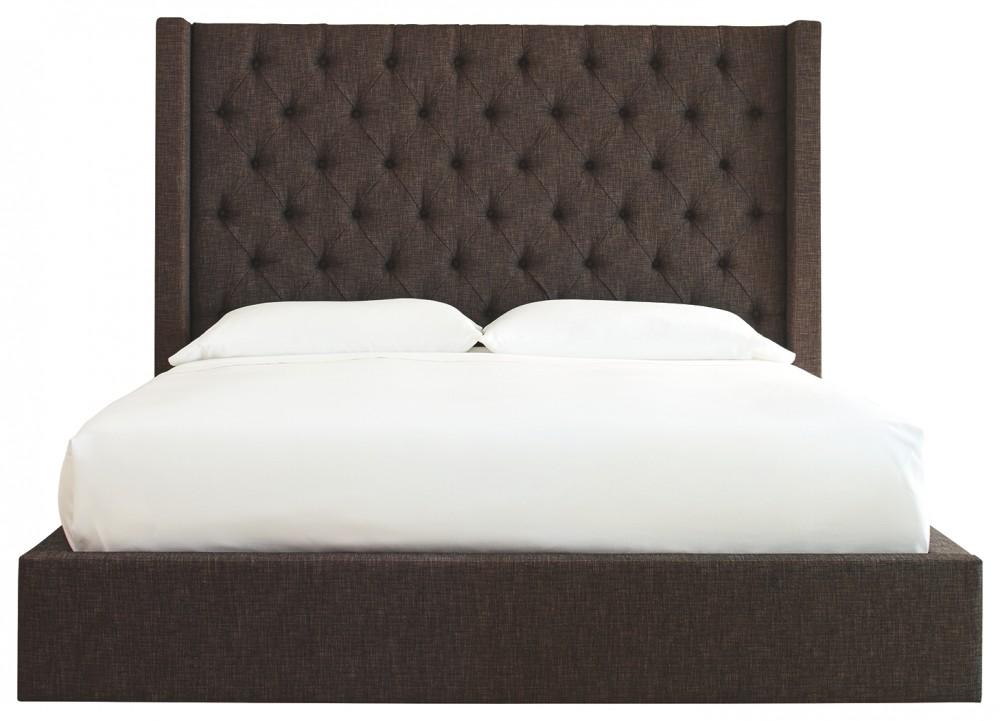 Norrister California King Upholstered Bed