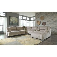 Toletta 6-Piece Sectional with Power