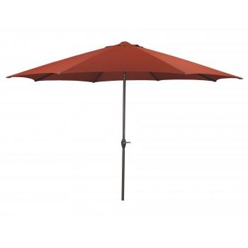 Umbrella Accessories 2-Piece 10' Octagonal Tilt Umbrella Set