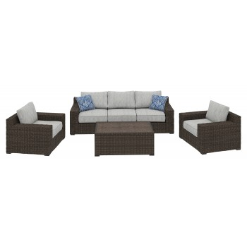 Alta Grande 4-Piece Outdoor Set