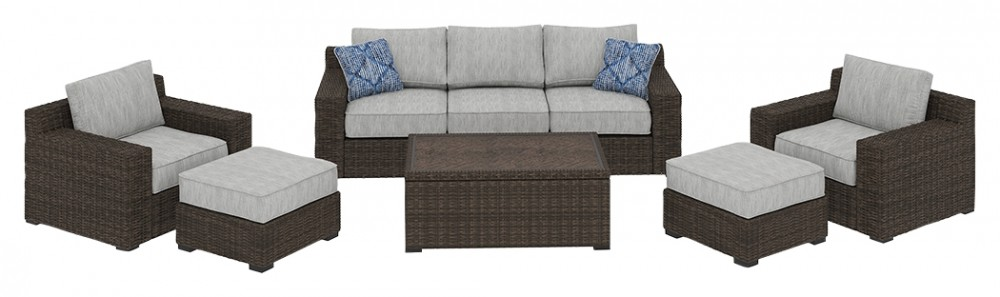 Alta Grande 6-Piece Outdoor Set