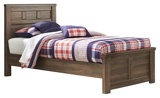 Juararo - Twin Panel Bed