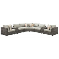 Spring Dew - 5-Piece Outdoor Seating Set