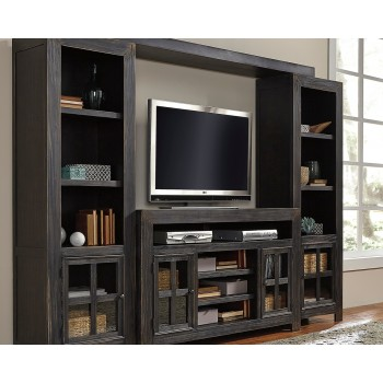 Gavelston - Gavelston 4-Piece Entertainment Center