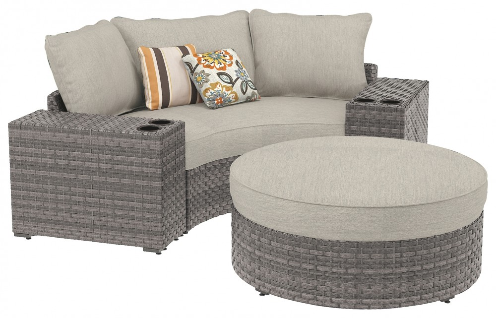 Spring Dew - 4-Piece Outdoor Seating Set