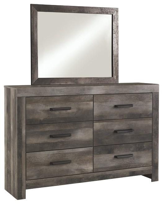 Wynnlow - Wynnlow Dresser and Mirror