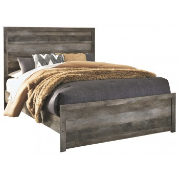 Wynnlow - Queen Panel Bed