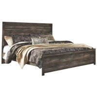 Wynnlow - King Panel Bed